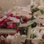 Quick anti-inflammatory Salmon & Salad dinner