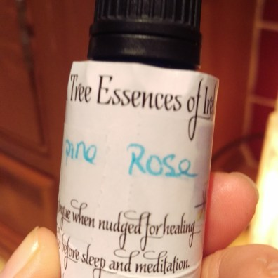 We offer custom blended tree and plant healing essences