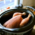Super chicken recipe for the slow-cooker
