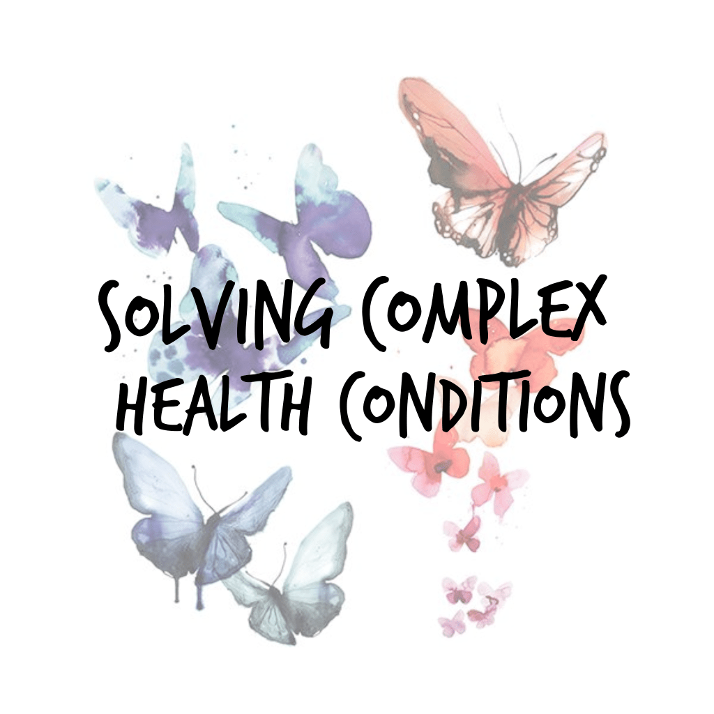 solving complex health conditions and chronic illness