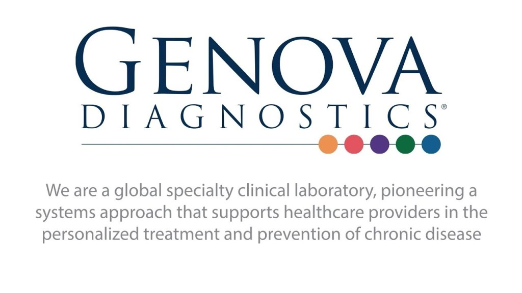 Genova diagnostics functional medicine lab tests