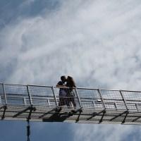 Il ponte sospeso pedonale più lungo del mondo, in Toscana