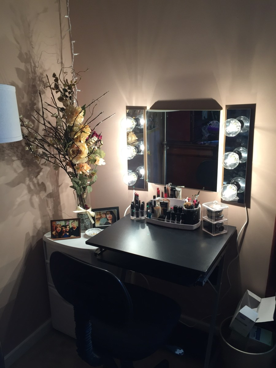 Diy Hollywood Vanity Budget Andreagelic