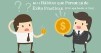 10+1 Hábitos que Personas de Éxito Practican