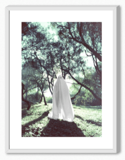 Fantasma 2 blanco