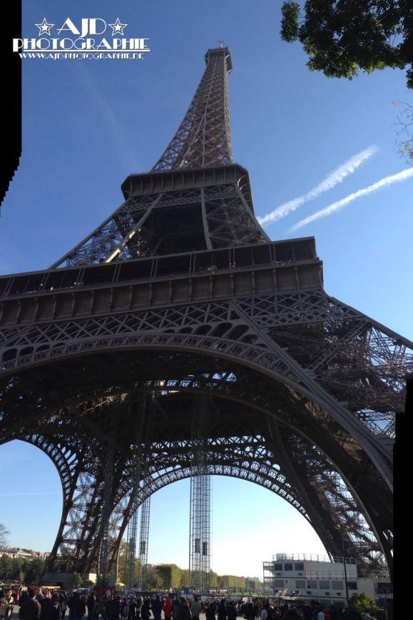 Eiffelturm - Foto: Andrea Jaeckel-Dobschat