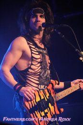 Steel Panther - LMH Koeln 11.02.2014 - Foto: Andrea Jaeckel-Dobschat