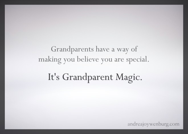 Grandparent Magic Border