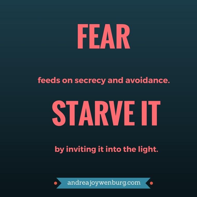 Fear feeds