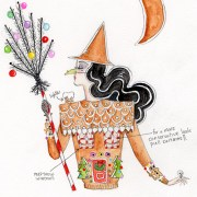 Gingerbread Witch