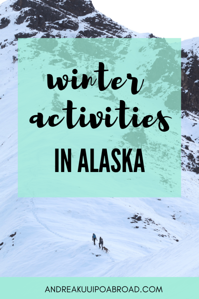 Try out these winter activities in Alaska on your next trip