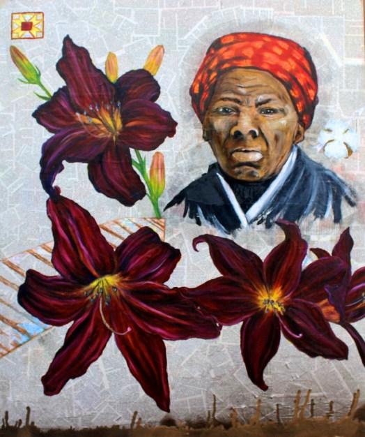 Moses aka Harriet Tubman, 2012 with Lydia Emily
