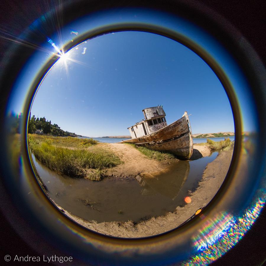 Point Reyes Shipwreck CFE-1
