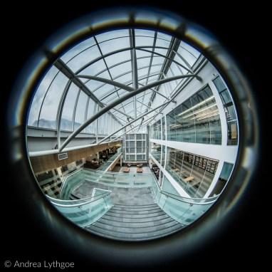 USU Library Atrium-1