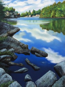 Sky Lake  Mohonk