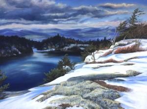 Minnewaska Snow