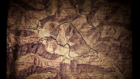 Pa-Landkarte Maltatal 1355