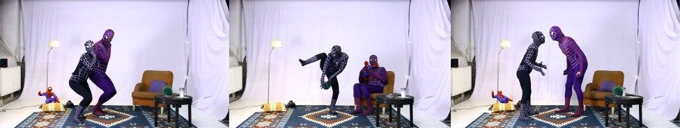 Canvas Spider Episode2