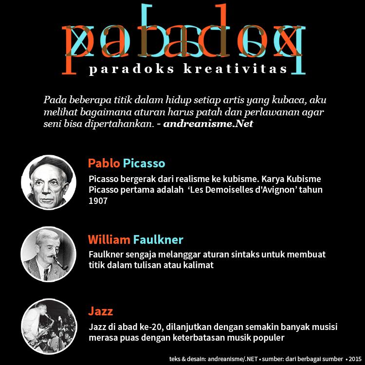 Paradoks Kreativitas