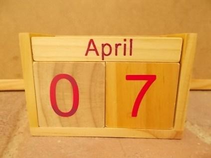 7 aprile compleanno
