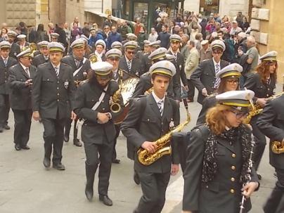 banda città del palio concerto della liberazione (4)