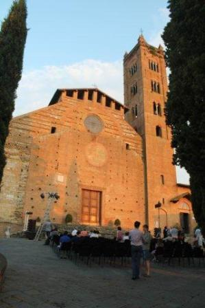 mario perrotta chiesa dei servi siena
