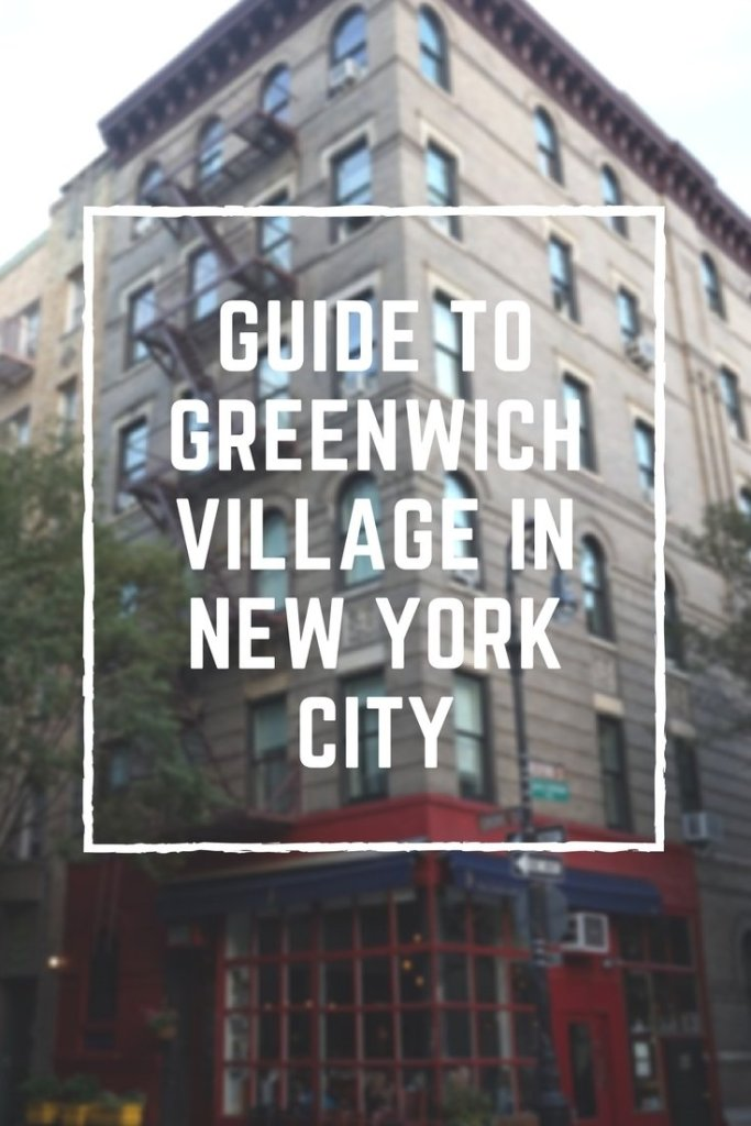 Guide to Greenwich Village in New York CIty | www.andreapeacock.com