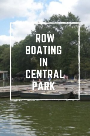 Row Boating in Central Park New York | www.andreapeacock.com