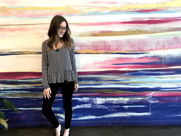 Vancouver's Most Instagram-Worthy Walls and Murals. Check out this awesome mural at Olive + Ruby! | www.andreapeacock.com
