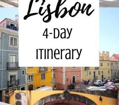 How to Spend 4 Days in Lisbon, Portugal | www.andreapeacock.com