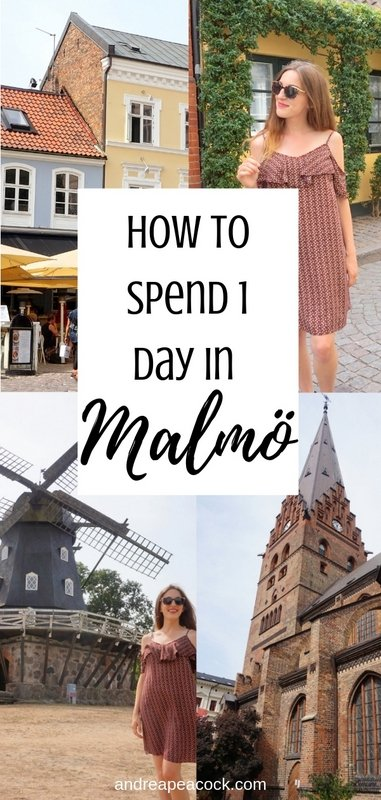 How to spend 1 day in Malmö, Sweden | www.andreapeacock.com