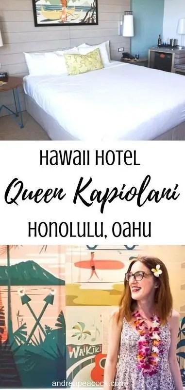 Queen Kapiolani Hotel: Where to Stay in Honolulu, Oahu