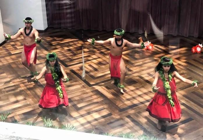 Ala Moana Honolulu free hula show