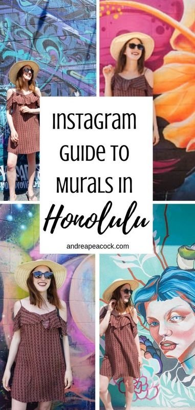 Instagram Guide to Murals in Honolulu, Hawaii