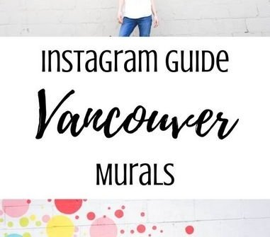 Vancouver Instagram Guide