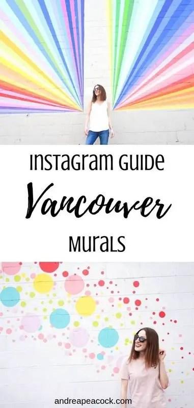 Vancouver Instagram Guide