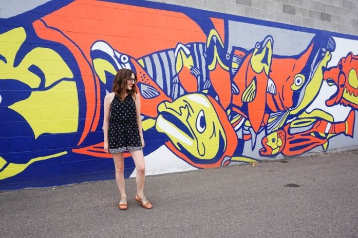 Kamloops' most Instagram-worthy murals | Kamloops mural guide | Kamloops Instagram Guide | British Columbia Instagram Guide | Canada travel photography