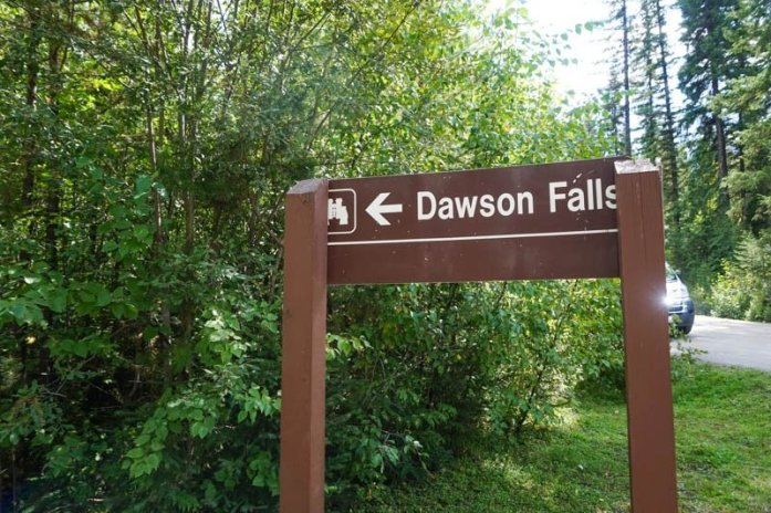 Kamloops, British Columbia Waterfall Guide | DawsonFalls| Kamloops Hiking Guide | British Columbia Hiking Guide | Canada Hiking Travel Guide