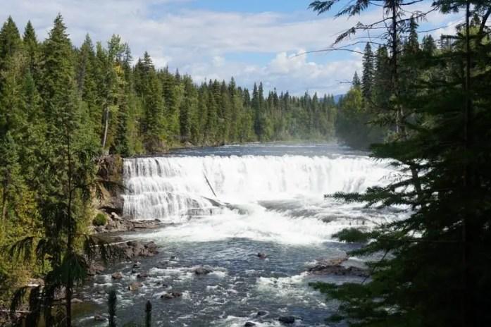 Kamloops, British Columbia Waterfall Guide | DawsonFalls| Kamloops Hiking Guide | British Columbia Hiking Guide | Canada Hiking Travel Guide