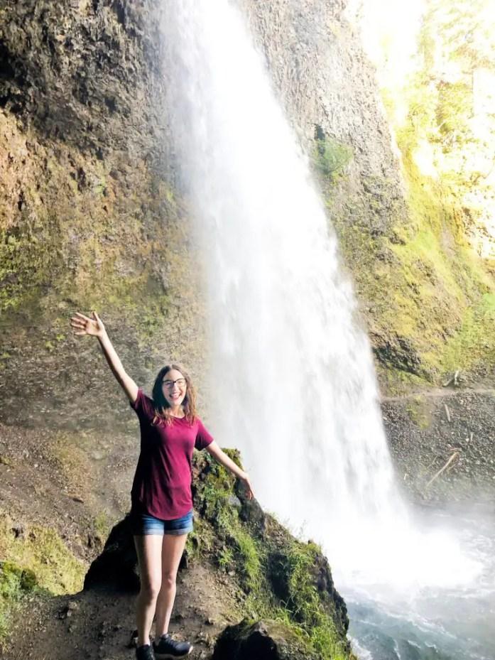 Kamloops British Columbia Waterfall Guide | Wells Gray Provincial Park | Moul Falls | British Columbia hiking guide | Kamloops Hiking Guide