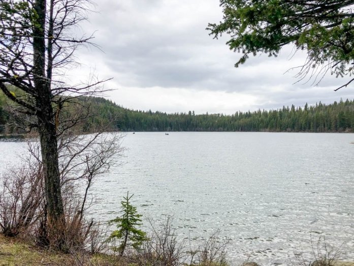 McConnell Lake Provincial Park