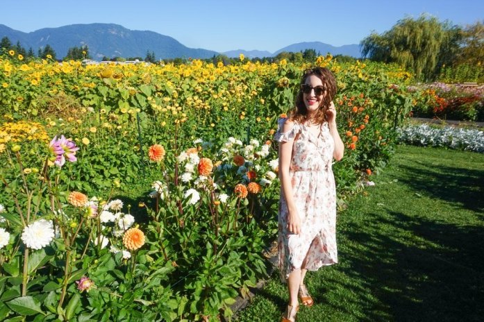 Cultus Lake Flower Festival