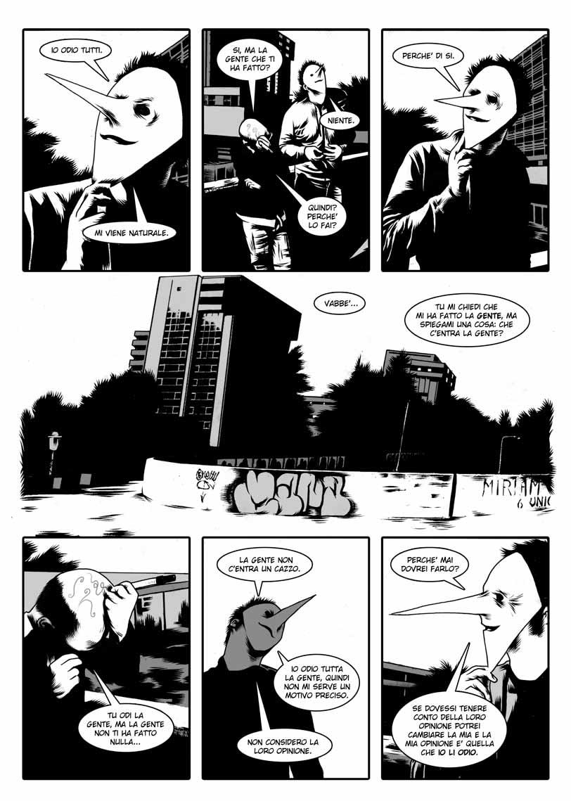 STRONZO! di Armin Barducci p. 2
