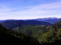 Panorama sulla vallata