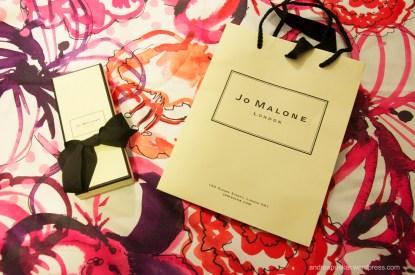 Joe Malone Packaging