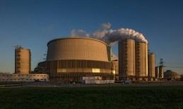 Powerplant Hamburg Moorburg Energie Kraftwerk