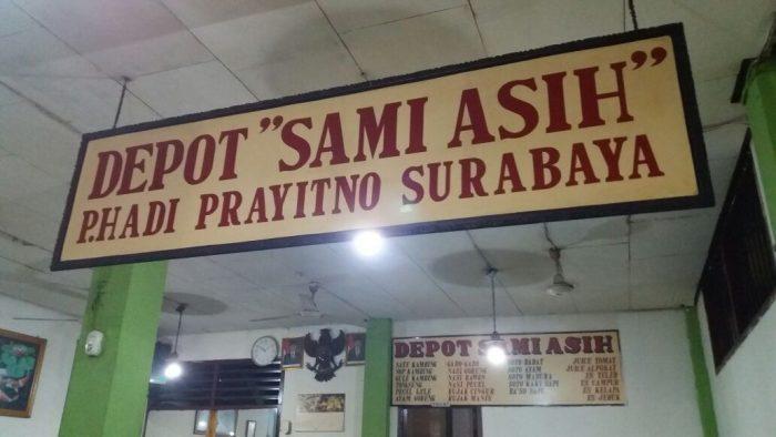 Restoran Jawa Timur Legendaris RM Sami Asih di Tangerang