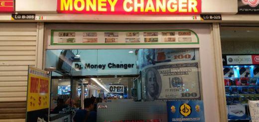 Money Changer di Kota Tangerang Tempat Tukar Uang Asing