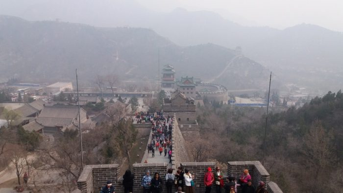 liburan ke great wall china