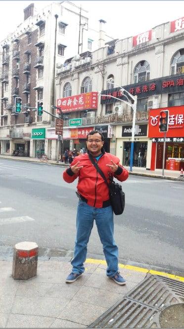 Liburan Jalan-Jalan ke Kota Shanghai China